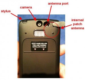 Terrestar Genus phone
